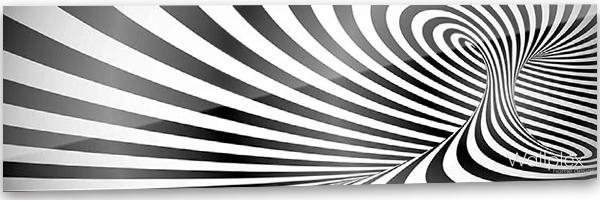 konyhai fali panel illuzio