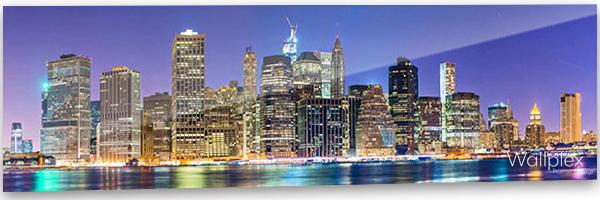 konyhai fali panel new york