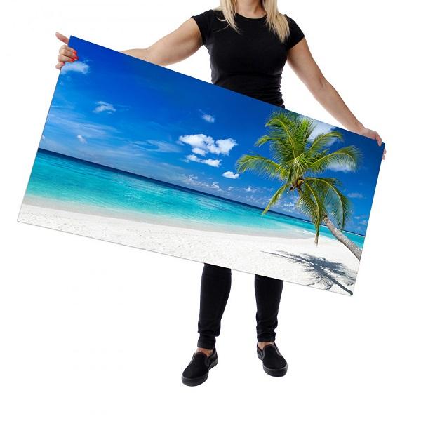 tengerpart konyhapanel termék kép