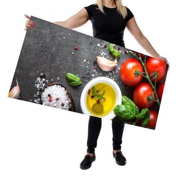 ole and tomato konyhapanel