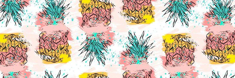 Flat ananász