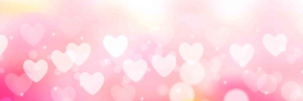 pink szivek konyhapanel