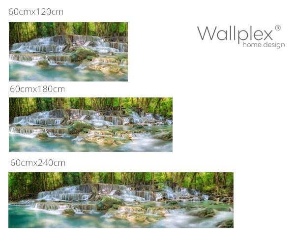 Mérettábla vízesés