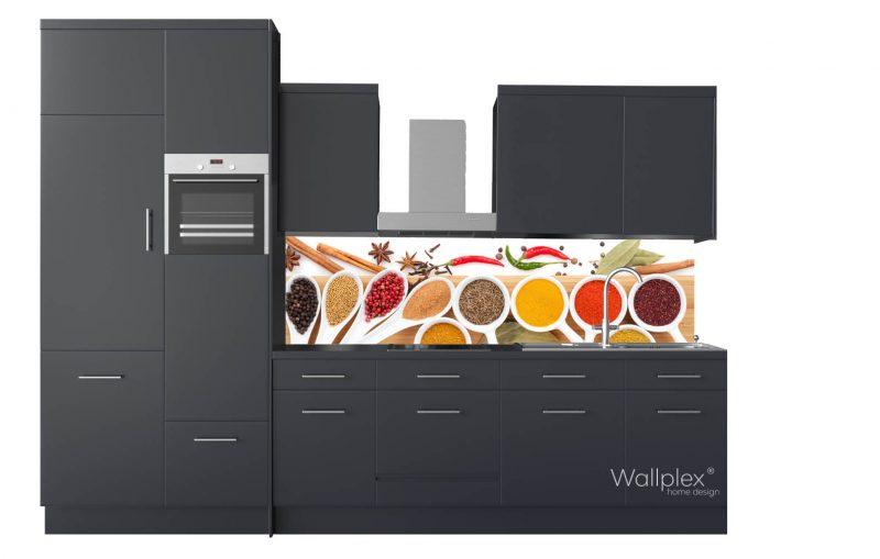minta konyha 180 színes fűszerek