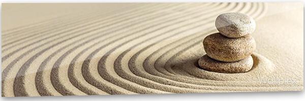 konyhai fali panel homok