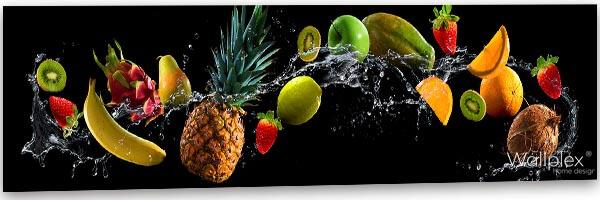 konyhapanel gyümölcsök termékkép