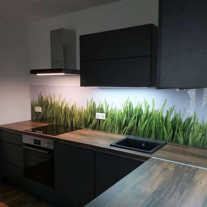konyhapanel fű miinta