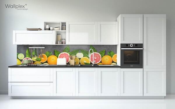 minta konyha wallplex konyhapanel gyümölcsök