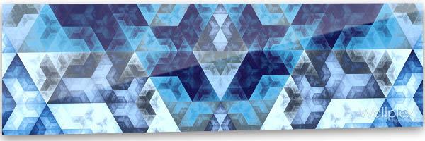 termékkép wallplex kék prizma