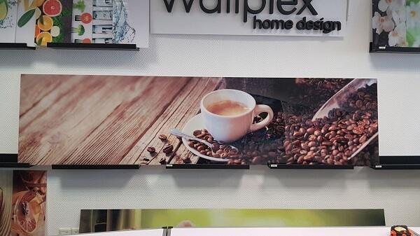 kávé konyhapanel