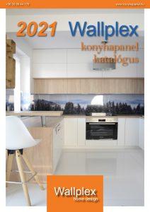 Wallpex katalógus 2021 borító